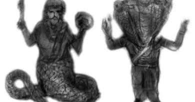 Rahu (North Node) and Ketu (South Node) Combinations