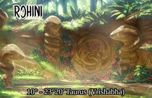 4 Rohini Nakshatra