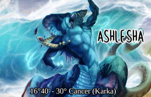 9 Ashlesha Nakshatra