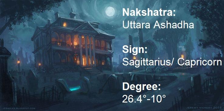 All About Nakshatras Uttara Ashadha