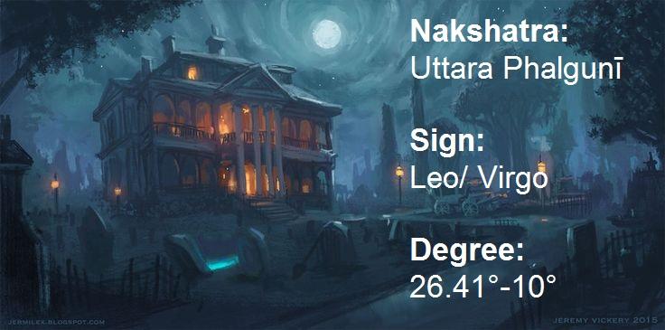 All About Nakshatras Uttara Phalgunī Uttara Phalguni