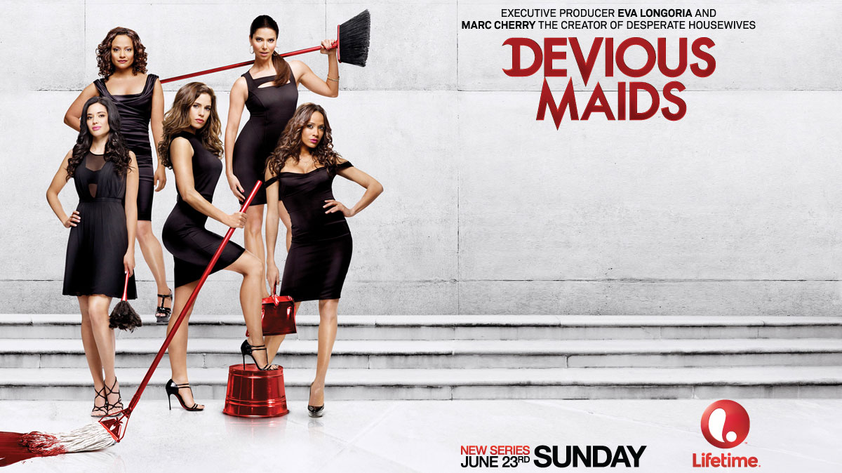 TV Series: Devious Maids Sidereal Astrology Reading Celebrity Actors
