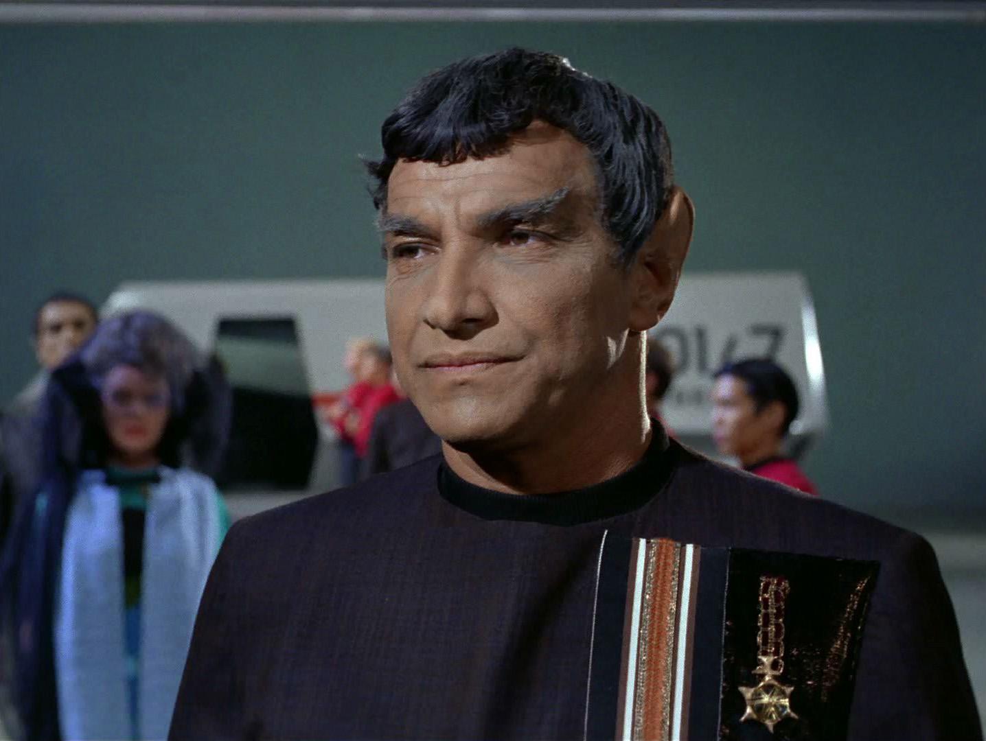 Sarek TV Series: Star Trek (Original) Sidereal Astrology Reading