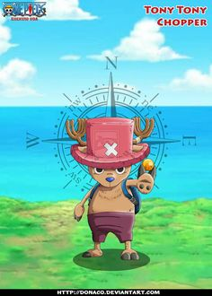 Celebrity Tony Tony Chopper (One Piece) Sidereal Astrology Reading Actors
