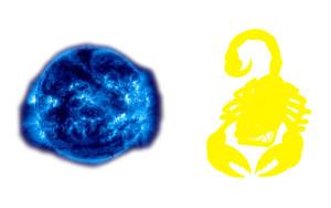 Sun in Scorpio Free Sidereal Astrology Jyotish Vedic Zodiac Star Signs Constellations