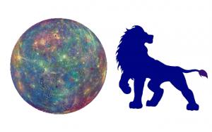 Mercury in Leo Free Sidereal Astrology Vedic Jyotish Zodiac Star Signs Constellations