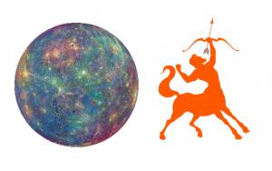 Mercury in Sagittarius Free Sidereal Astrology Vedic Jyotish Zodiac Star Signs Constellations