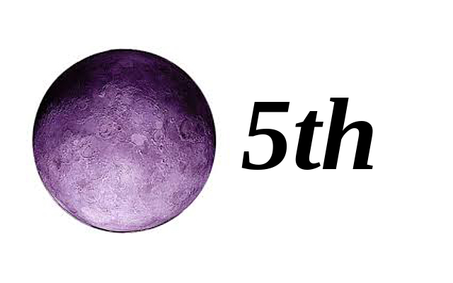 Moon in 5th House