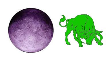 Moon in Taurus Free Sidereal Astrology Vedic Jyotish Zodiac Star Signs Constellations