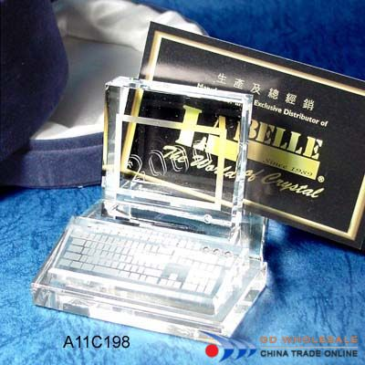 crystal-computer-name-card-holder-ornament-637