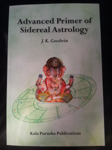 Advanced Primer of Sidereal Astrology by J K Goodwin Free Sidereal Astrology Vedic Jyotish Zodiac Star Signs Constellations