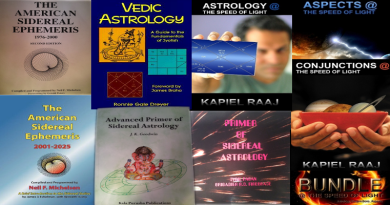 Astrology Books I Recommend (and own myself) Free Sidereal Astrology Vedic Jyotish Zodiac Star Signs Constellations
