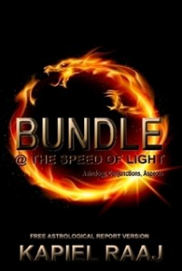 Bundle at the Speed of Light by Kapiel Raaj Free Sidereal Astrology Vedic Jyotish Zodiac Star Signs Constellations
