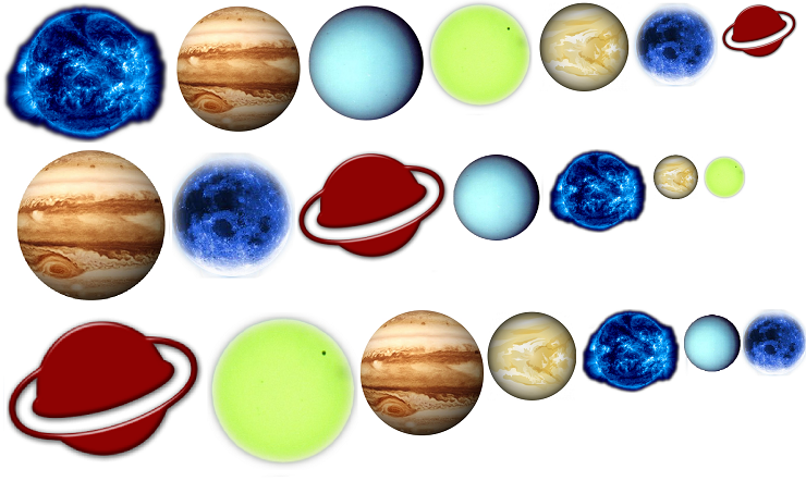 What Does Each of Your Planets Represent? (Quick Jaimini Karakas)