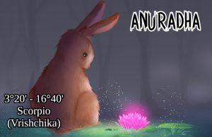 17 Anuradha Nakshatra