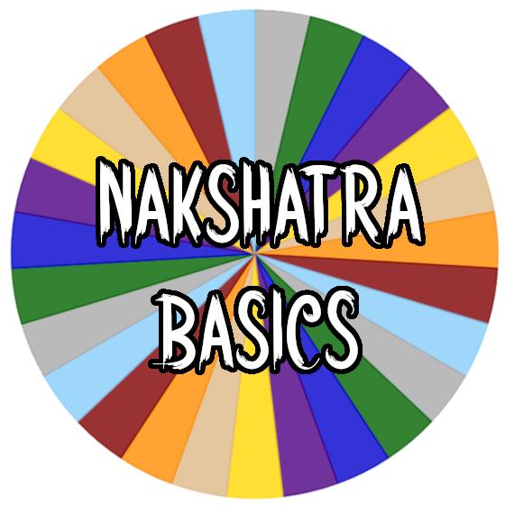 27 Nakshatra Basics