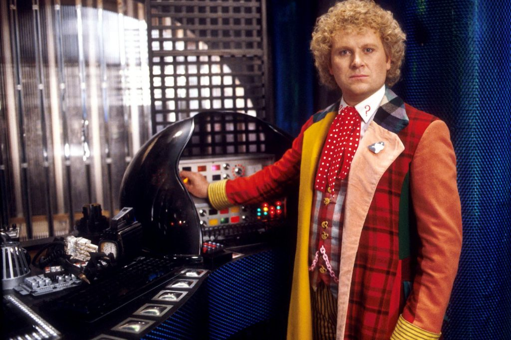 Let's take a look at Doctor Who Astrology - Colin Baker