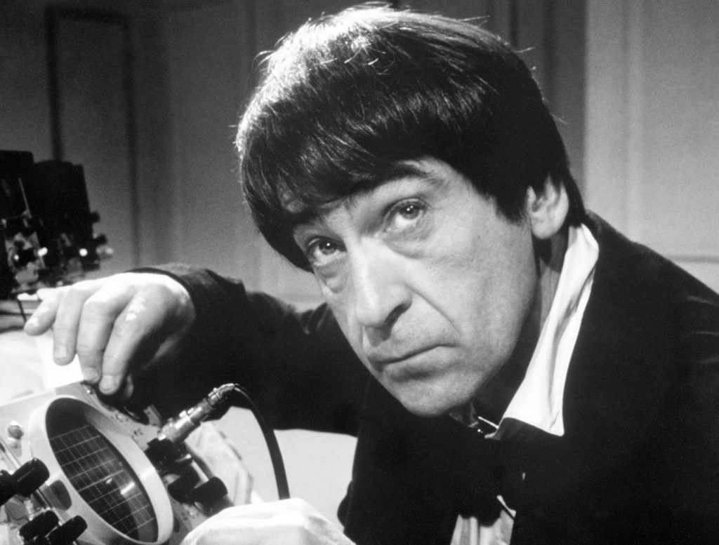 Let's take a look at Doctor Who Astrology - Patrick Troughton