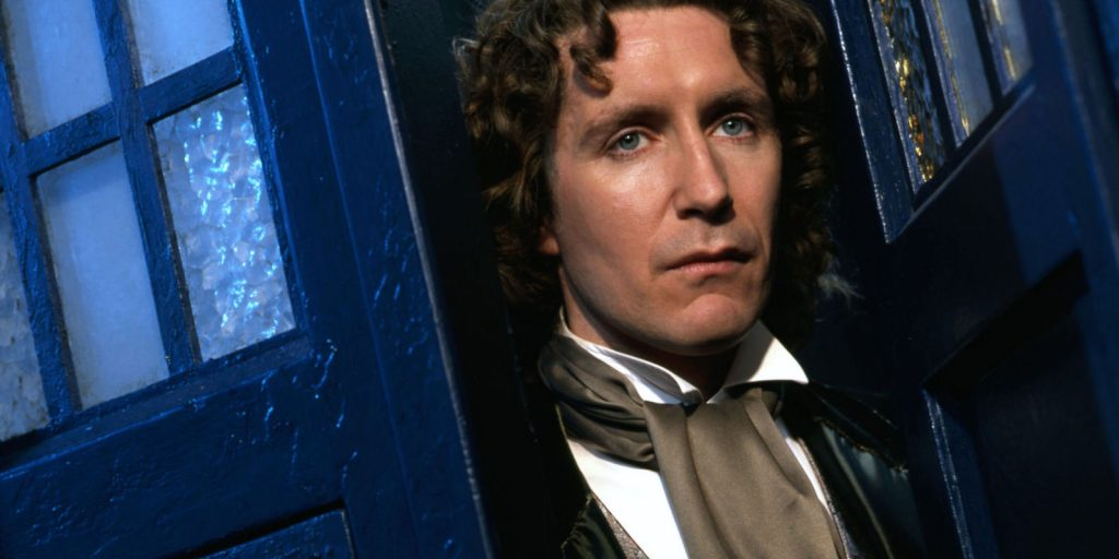 Let's take a look at Doctor Who Astrology - Paul McGann