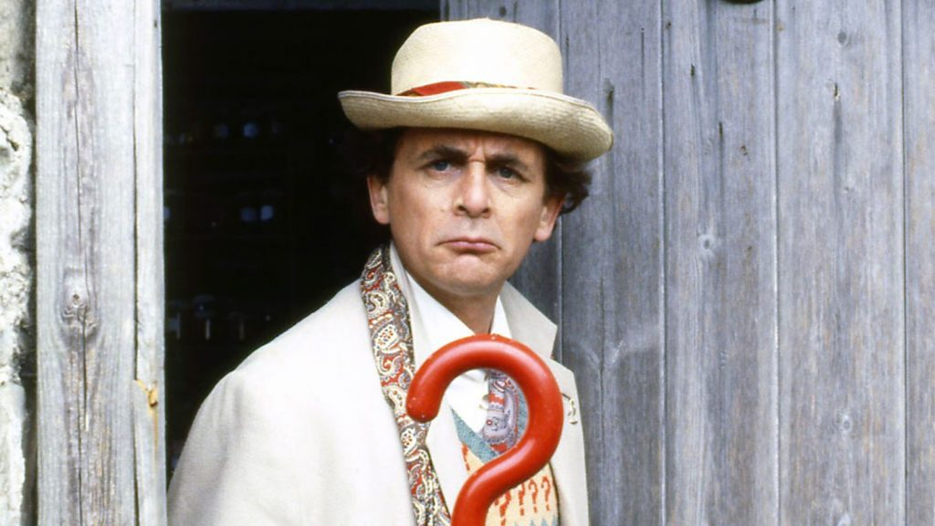 Let's take a look at Doctor Who Astrology - Sylvester McCoy