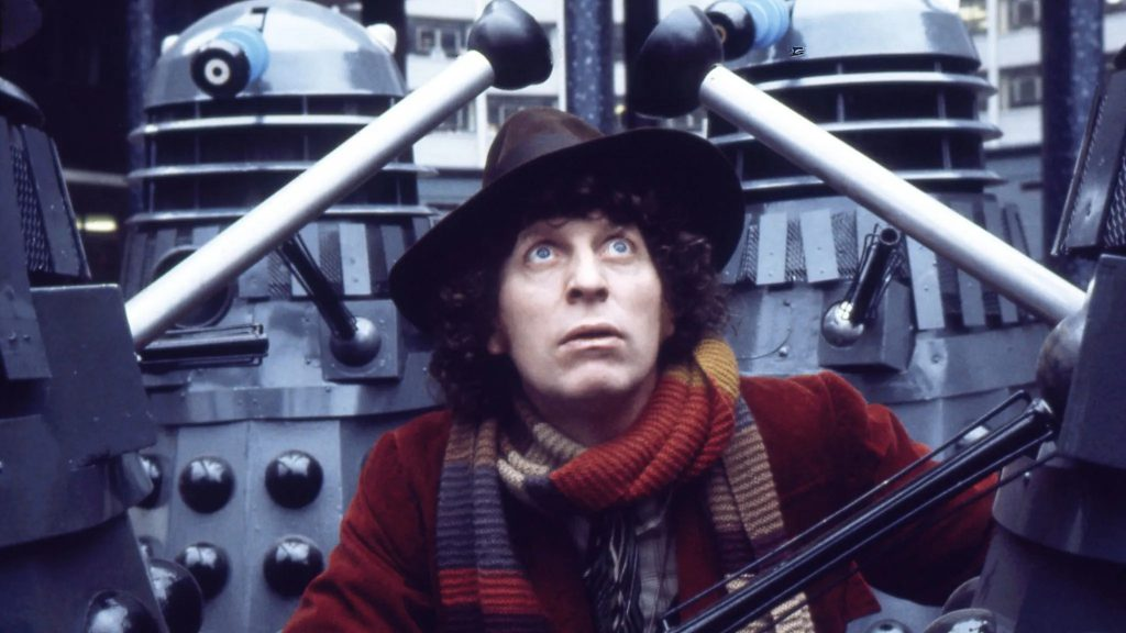 Let's take a look at Doctor Who Astrology - Tom Baker