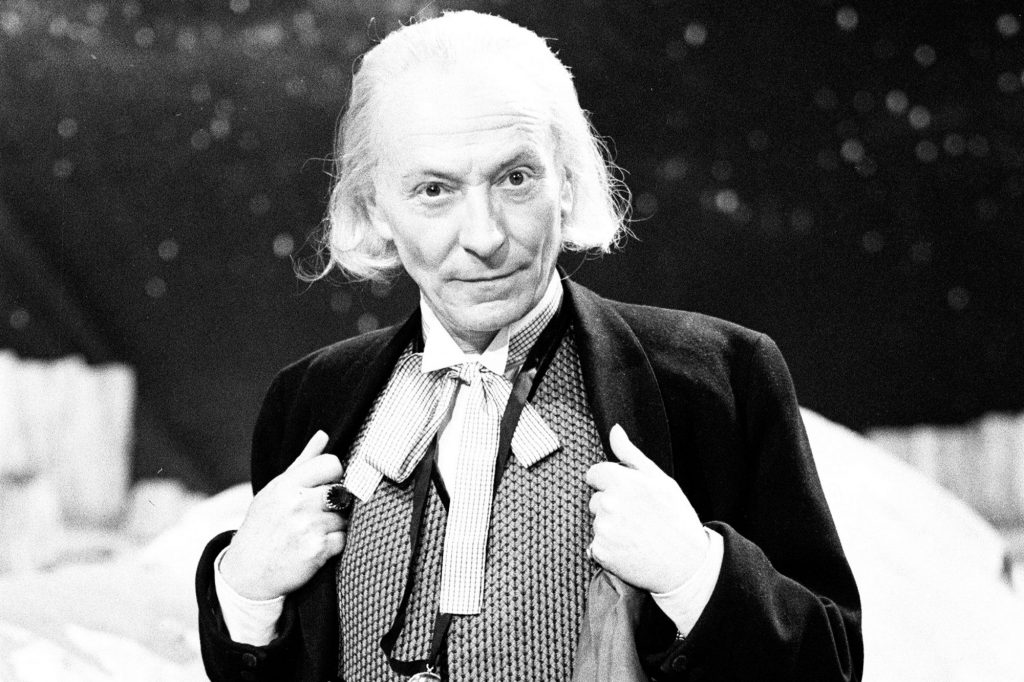 Let's take a look at Doctor Who Astrology - William Hartnell